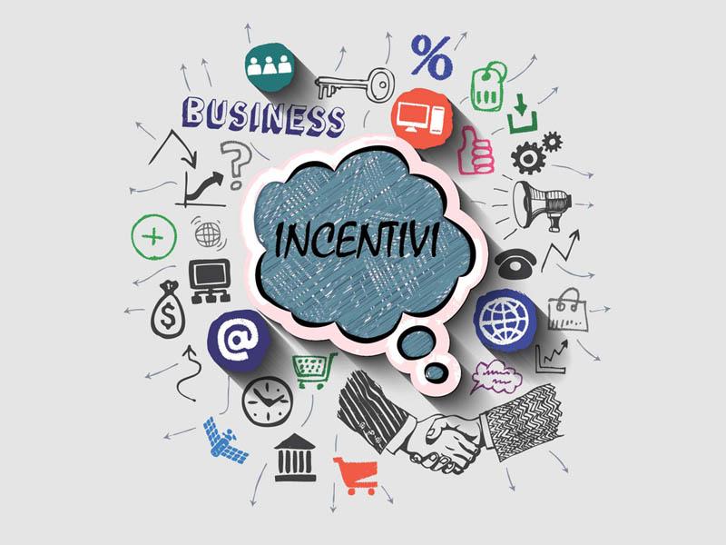 scopri gli incentivi